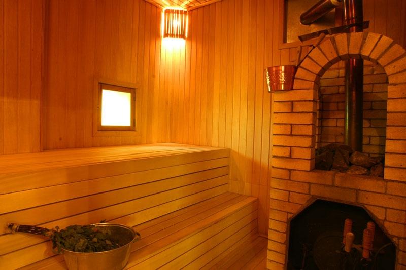 Какая температура в русской бане