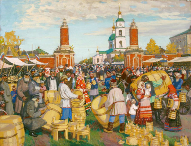 Картинки по запросу ярмарка русская