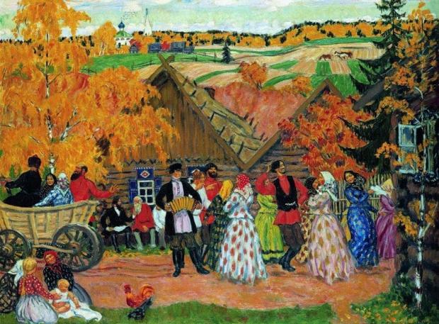 русские традиции и обычаи фото